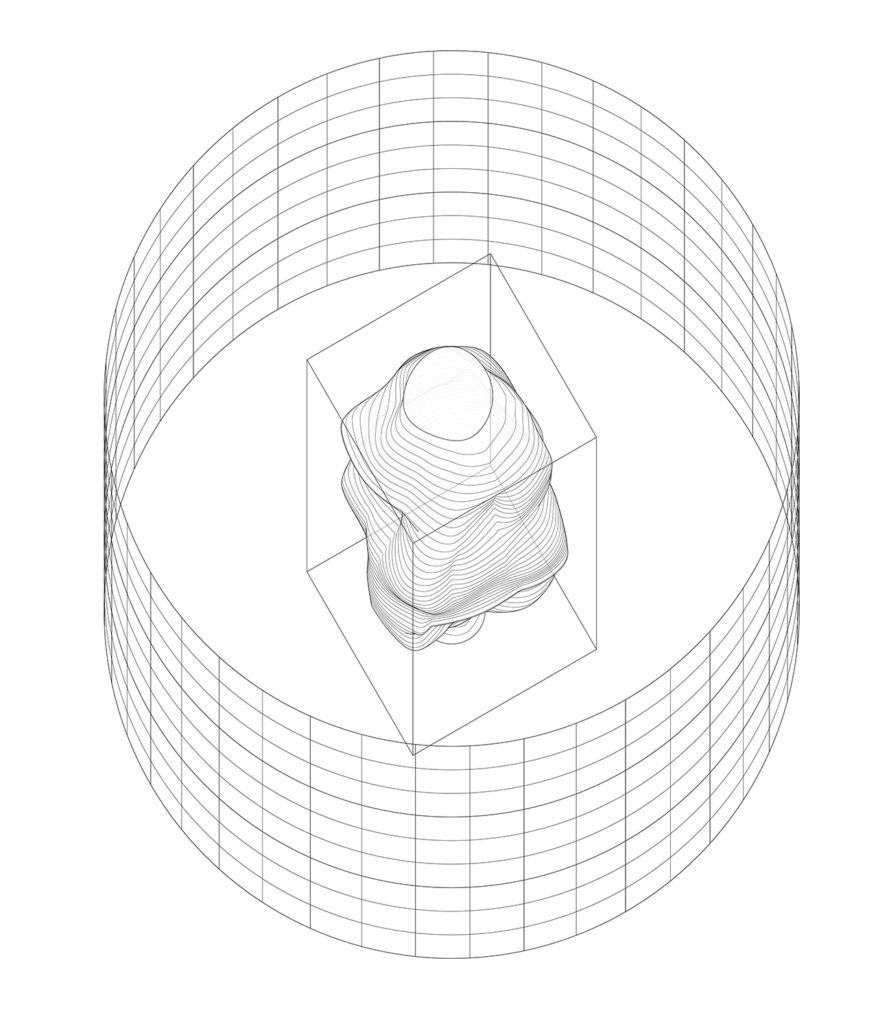 2. CENTERING EVERYTHING ON THE PROJECTION AXIS