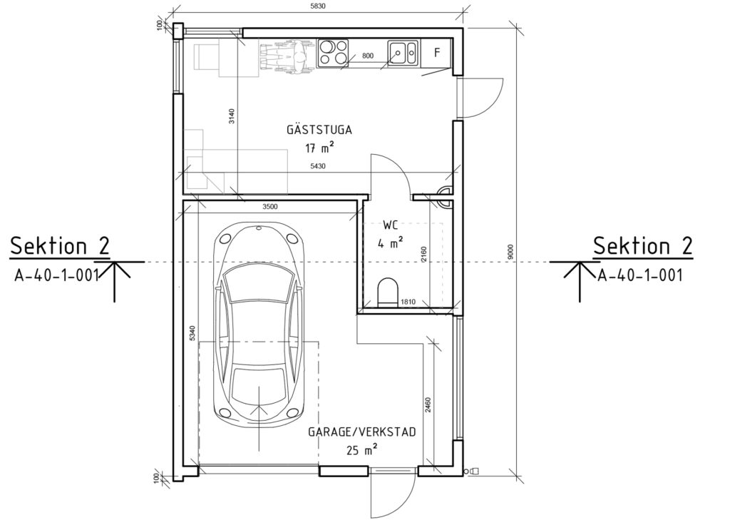 C:UsersAGAdminDocumentsLuddingsbo 1-88 - Floor Plan - Garage