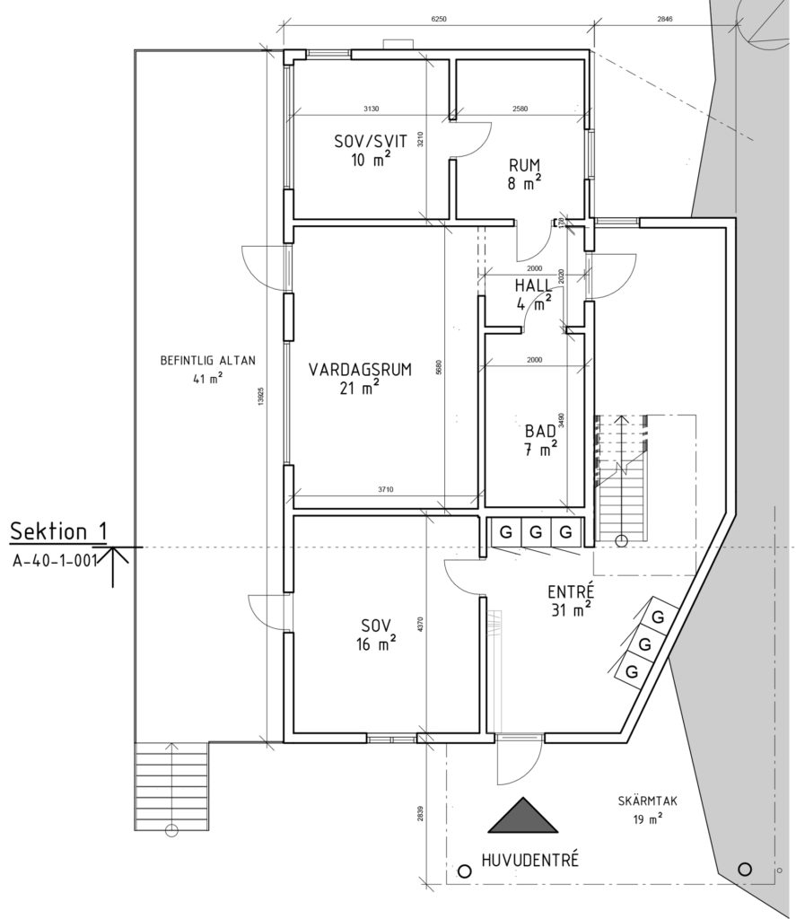 C:UsersAGAdminDocumentsLuddingsbo 1-88 - Floor Plan - Plan 1